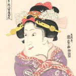 """""""Yaoya Oshichi"""" by Tachihara"""