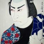 十五代片岡仁左衛門「お祭り」鳶頭松吉 (2013年)